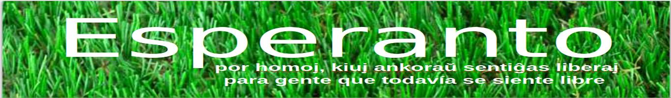 Esperanto y otros cursos
